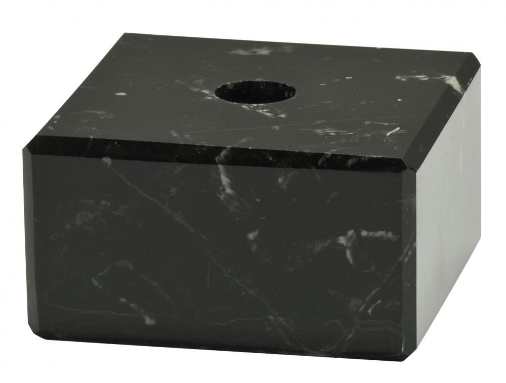 Fekete márványtalp