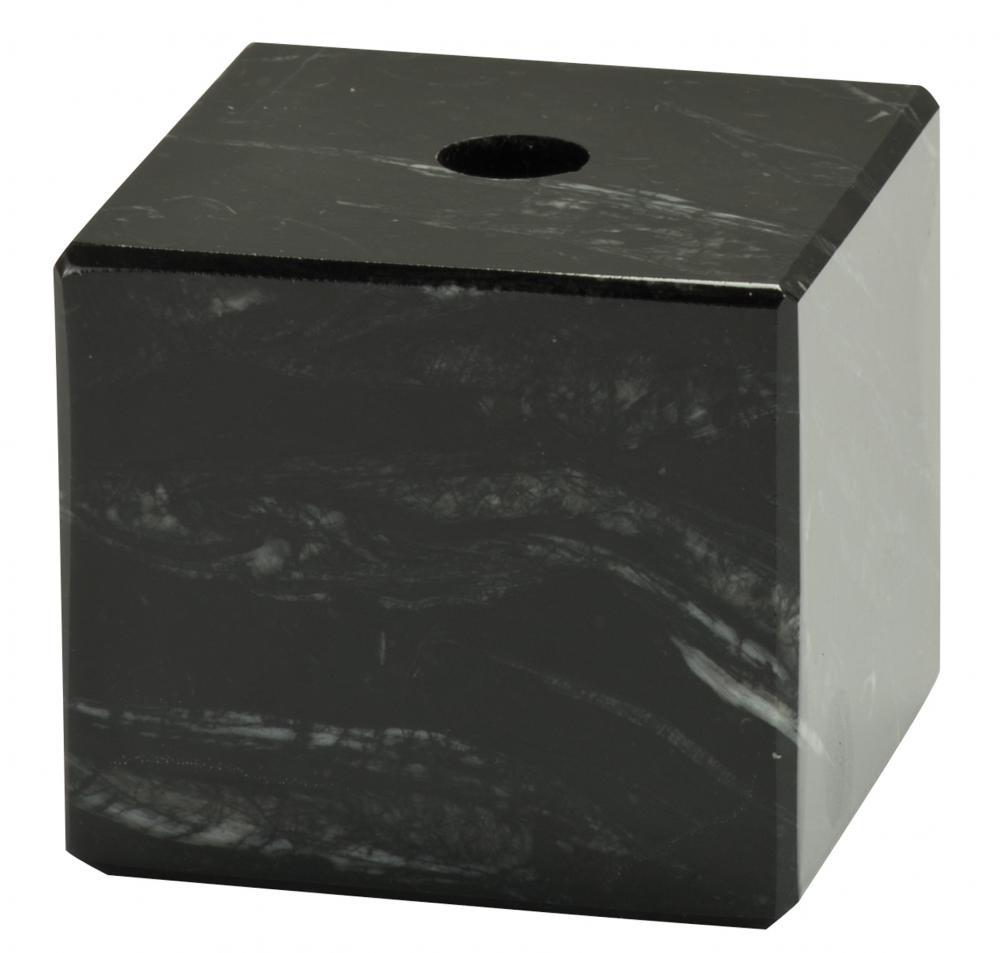 Fekete márványtalp 3 különböző méretben