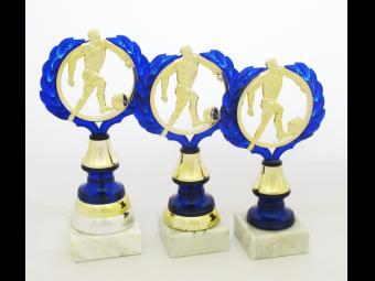 0302 Foci trófea  3 különböző méretben Sorozatban rendelhető