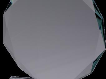 80611, 80612, 80613 Üvegdísz 3 különböző méretben